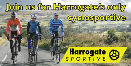 Join us for Harrogate's only cyclosportive