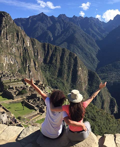 Amazing image of Macchu Picchu