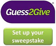 Set up a sweepstake with Guess 2 Give