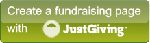 Set up a fundraising page with Justgiving