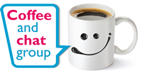 Coffe and chat logo