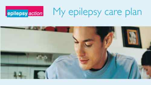 My epilepsy care plan